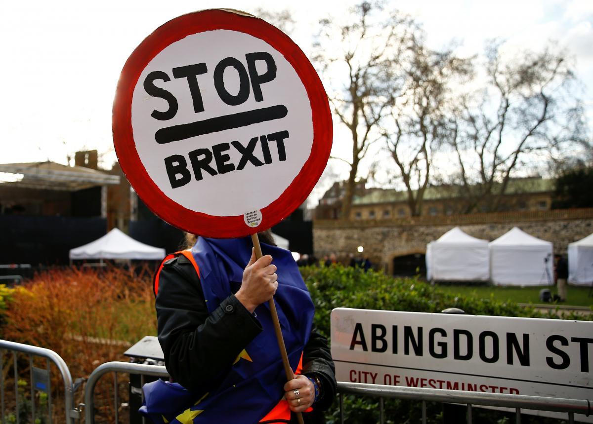Отсутствие компромисса по сделке относительно Brexit ставит его под угрозу / REUTERS