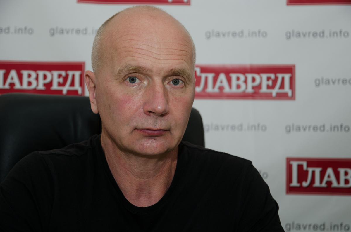 Владимир Борейко / Главред