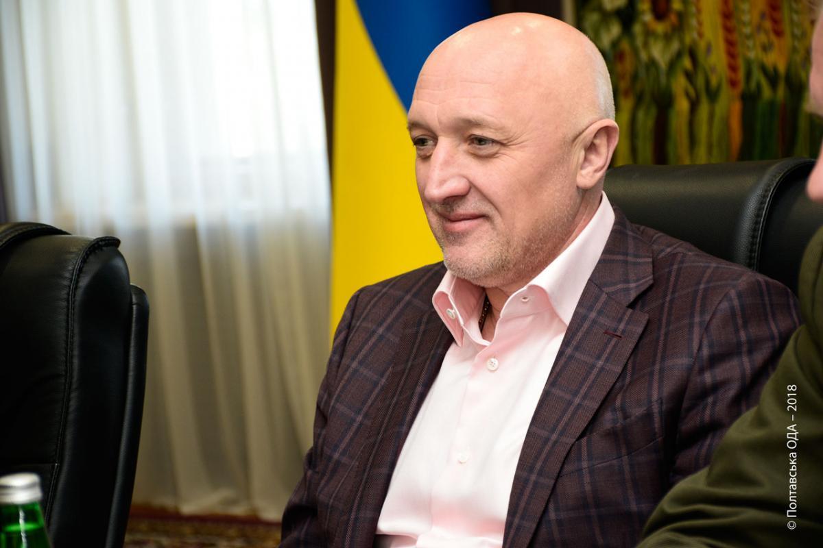 Головко назвал сегодняшние обыски в облгосадминистрации политической провокацией со стороны оппонентов / фото adm-pl.gov.ua