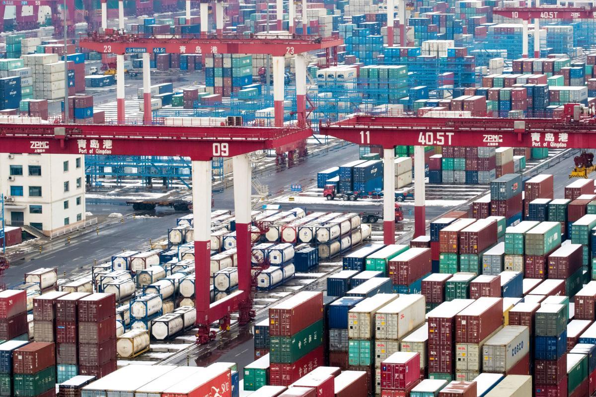 Рада упростила экспорт украинской продукции: подробности законопроекта / REUTERS