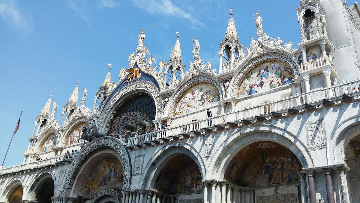 У Венеції введуть ще один податок для туристів / фото - Броскова Ольга