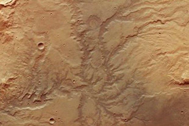 Европейское космическое агентство собирается искать следы древней жизни на Марсе / ESA