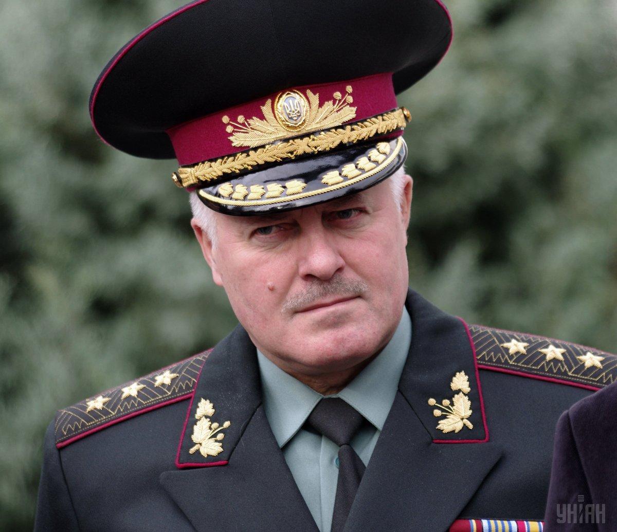 У ГПУ підтвердили затримання екс-начальника Генштабу ЗСУ Замани / фото УНІАН