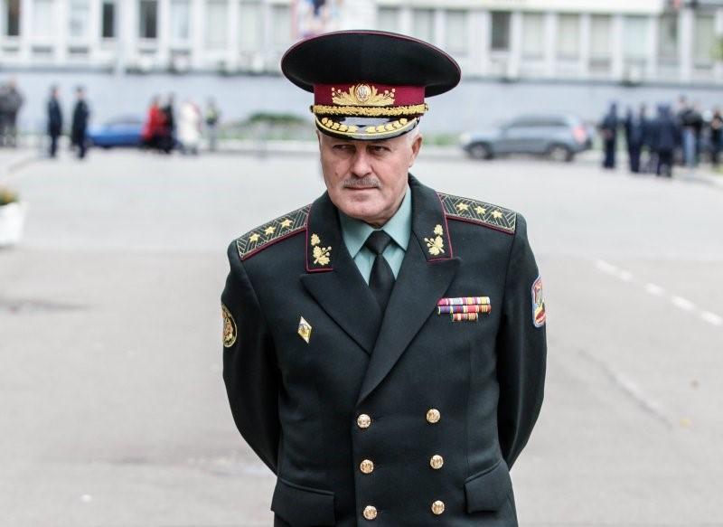 Замана занимал должность начальника Генштаба с 18 февраля 2012 по 19 февраля 2014 гг. / УНИАН