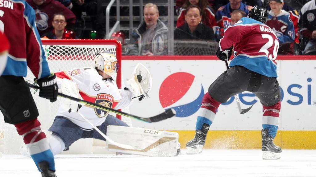 Вратарь Флориды вышел на 3-е место в истории НХЛ по количеству побед / nhl.com
