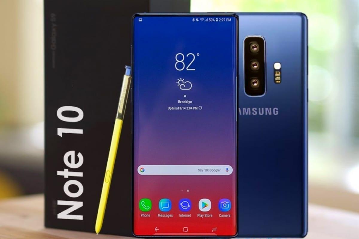 Кроме того, новый Galaxy Note 10 получит увеличенный дисплей / фото Аkket.com