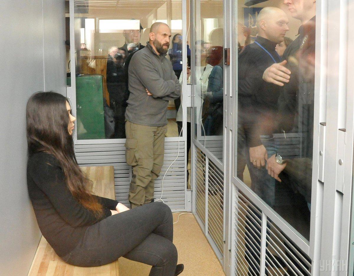 Журналистка пожаловалась, что эксперты даже не смогли вычислить скорость Лексуса Зайцевой / фото УНИАН