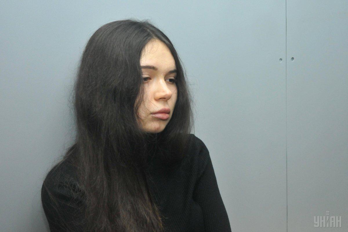 Алена Зайцева / фото УНИАН