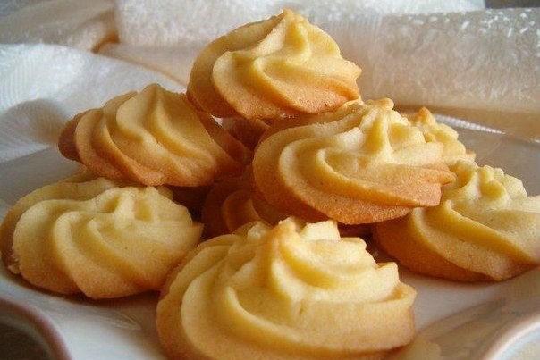 Очень распространен рецепт печенья Ромашка Афиша-Еда
