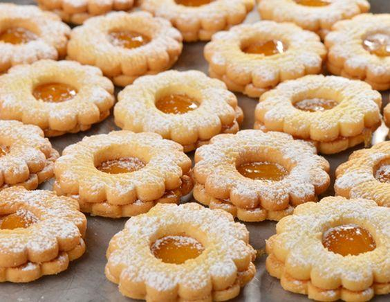 Для песочного печенья важно не передержать его в духовке Магги