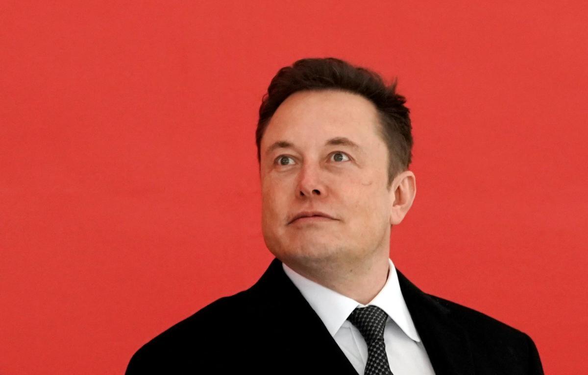 Керівник компанії Tesla Ілон Маск / REUTERS