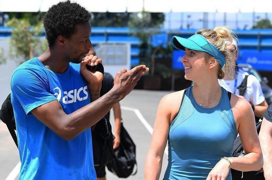Гаэль Монфис и Элина Свитолина возобновили отношения в июне / фото: instagram.com/g.e.m.s.life