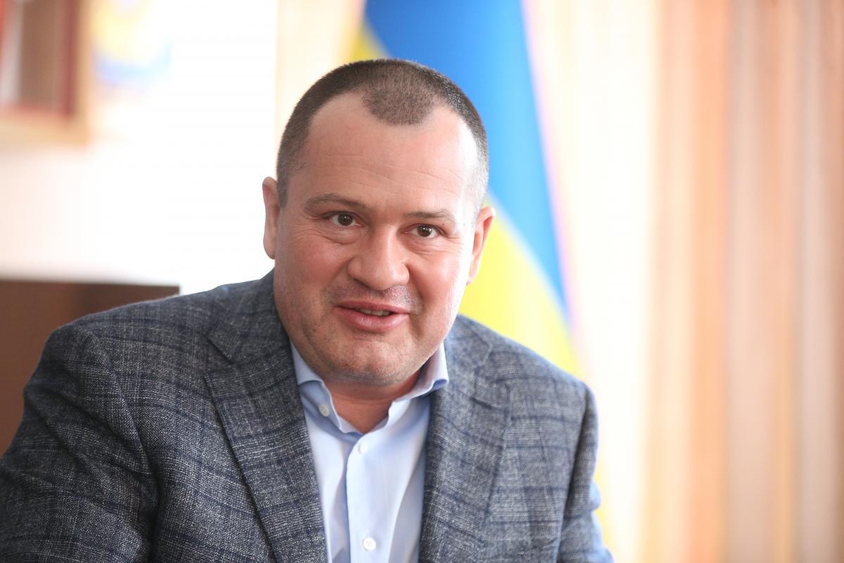 Палатный хорошо относится к Зеленскому и Вакарчуку / фото УНИАН