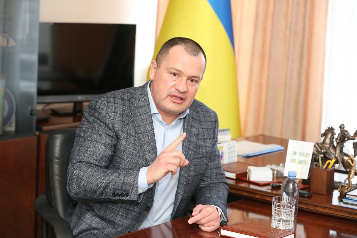 Палатный уверяет, что законопроект о клевете ни в коем случае не был направлен против журналистов / фото УНИАН