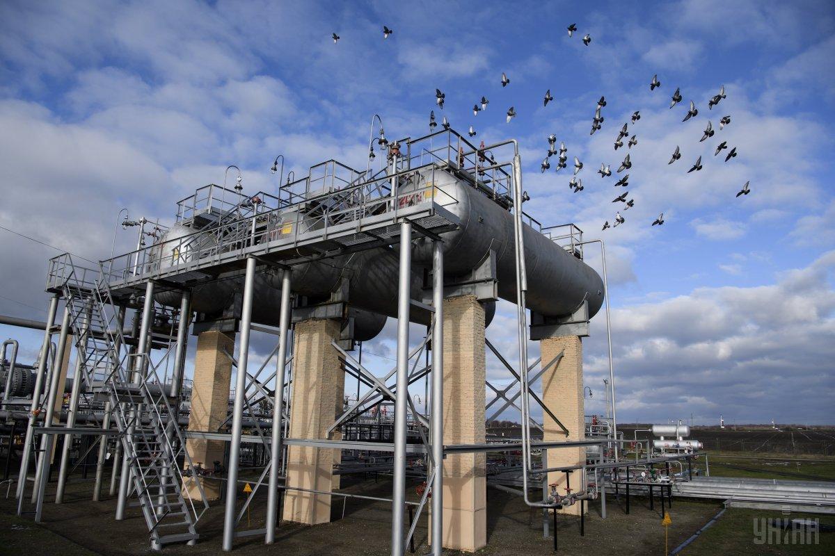 «Укргазвыдобування» увеличила добычу природного газа лишь на 1,6% / фото УНИАН