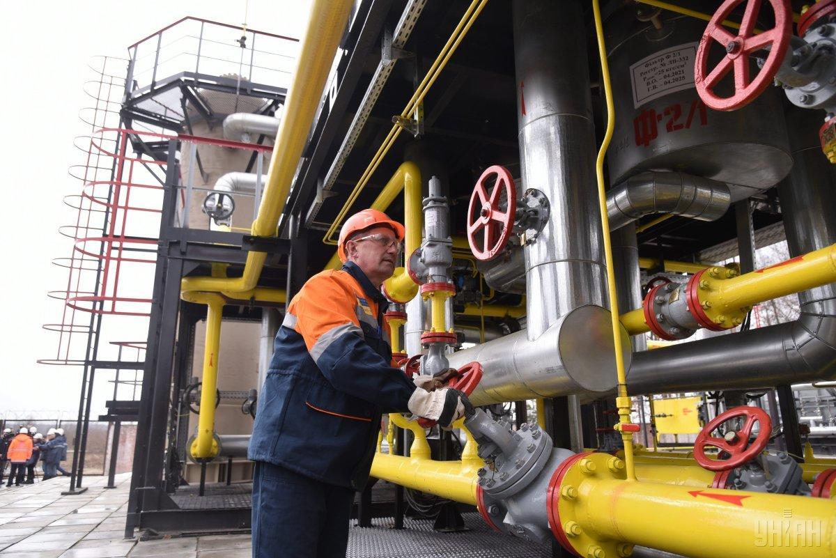 Украина имеет значительные запасы газа на больших глубинах (5-7 км) / фото УНИАН