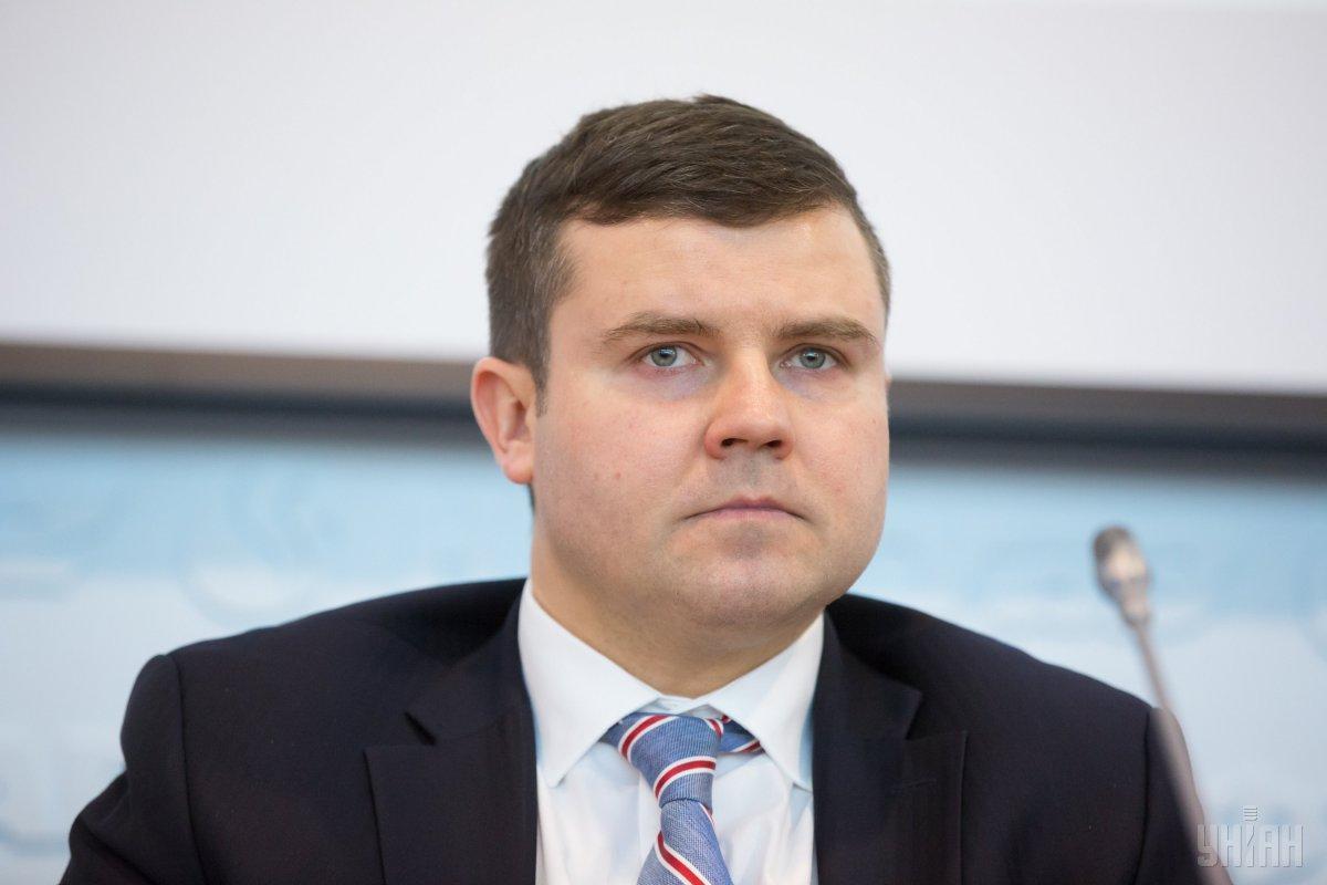 С 15 марта в отставку уходит глава «Укргазвыдобування» ОлегПрохоренко / фото УНИАН