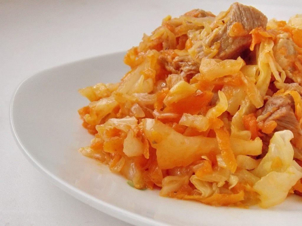Отличным блюдом на любом столе станет капуста с мясом \ Ботаничка.ru