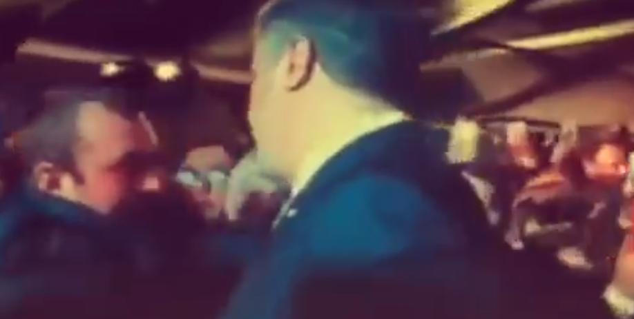 Пользователи сетей шокированы видео с президентом / Скриншот