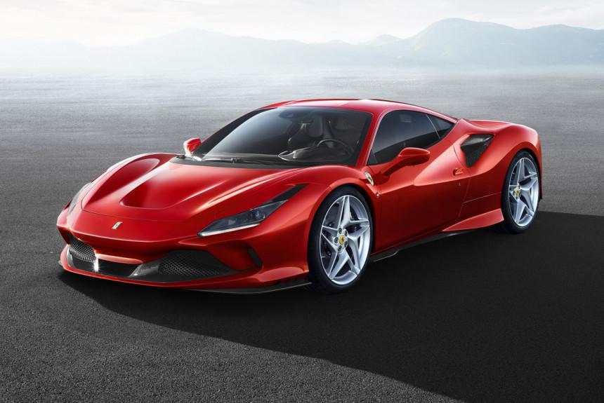 Новинка стала на 40 кг легша/ фото Ferrari