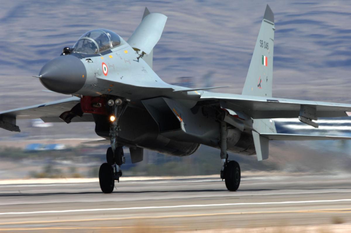 Индия хочет купить Су-30 / Flickr/Shawn Stephens