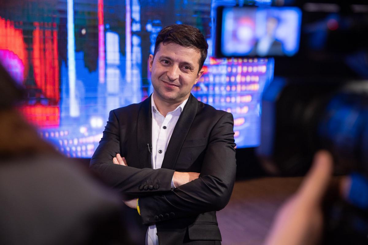 Зеленский адресовал поздравления с Днем украинского кино / фото пресс-служба политика
