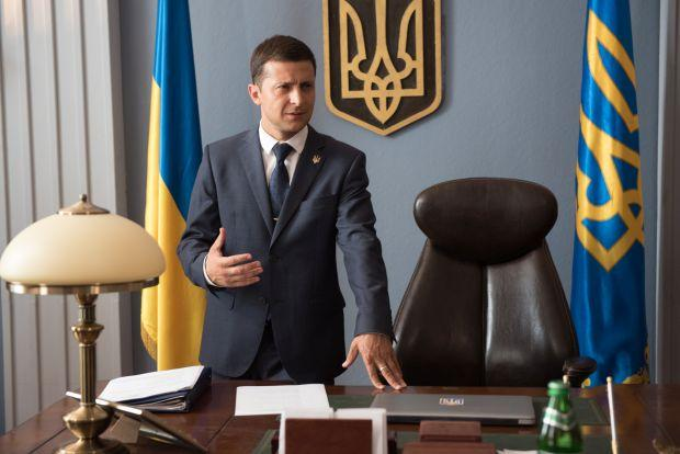 В понедельник состоится инаугурация новоизбранного президента Украины/ фото пресс-службы политика