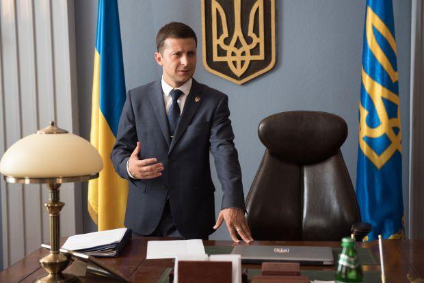 У Зеленского есть высокие шансы стать президентом / фото пресс-службы политика