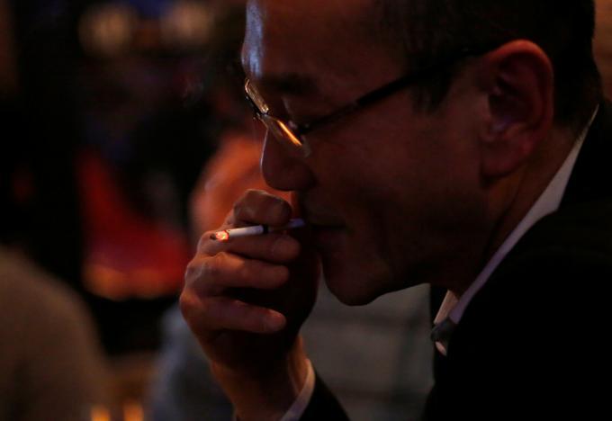 На Олимпиаде-2020 в Токио запретят курение / REUTERS
