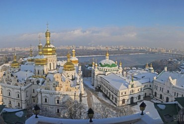 В Киеве сегодня без осадков, днем температура до +4°