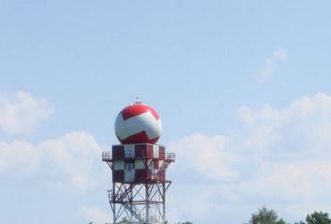 Метеорадар для відстеження погодних умов на Київщині мають полагодити до березня