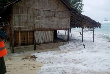 """Острови Вануату постраждали від тропічного циклону """"Ома"""""""
