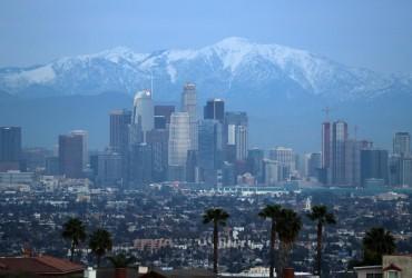Лос-Анджелес очікує найсильніший снігопад з 1962 року