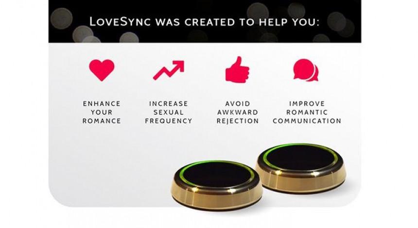"""Появились """"кнопки любви"""", уведомляющие партнера о жажде секса"""