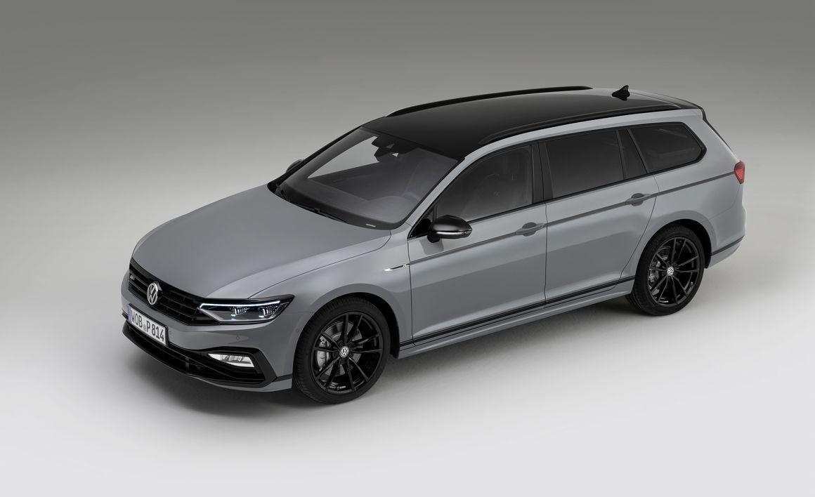 Универсал будет комплектоваться системой полного привода 4Motion / фото en.volkswagen.com