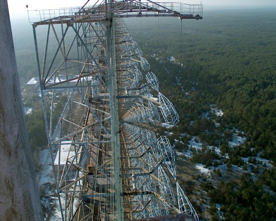 """Тайна радара """"Дуга"""" в Чернобыле притягивает американцев / wikipedia.org"""