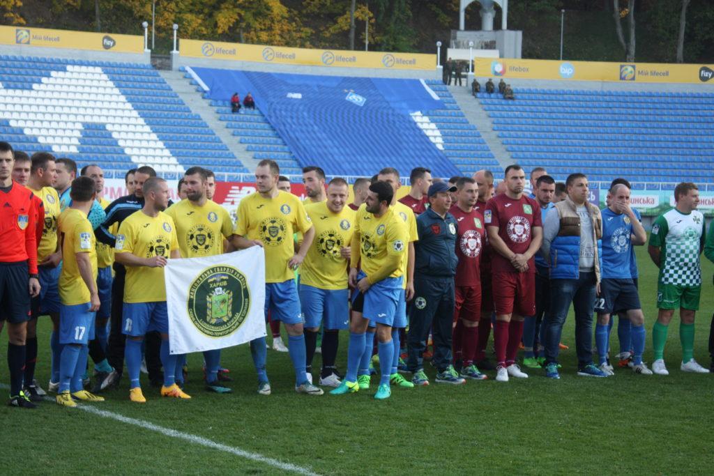 В Украине объединят турниры для ветеранов боевых действий на Донбассе / football.ukrazom.org