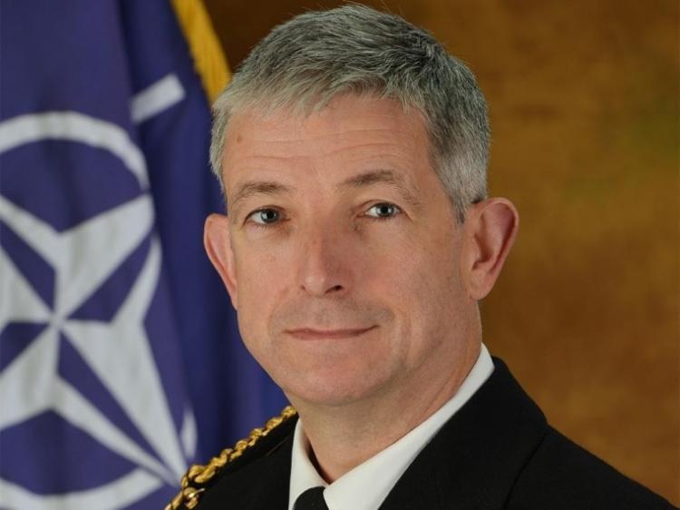 Клайв Джонстон служит во флоте с 1985 года / фото armenianreport.com