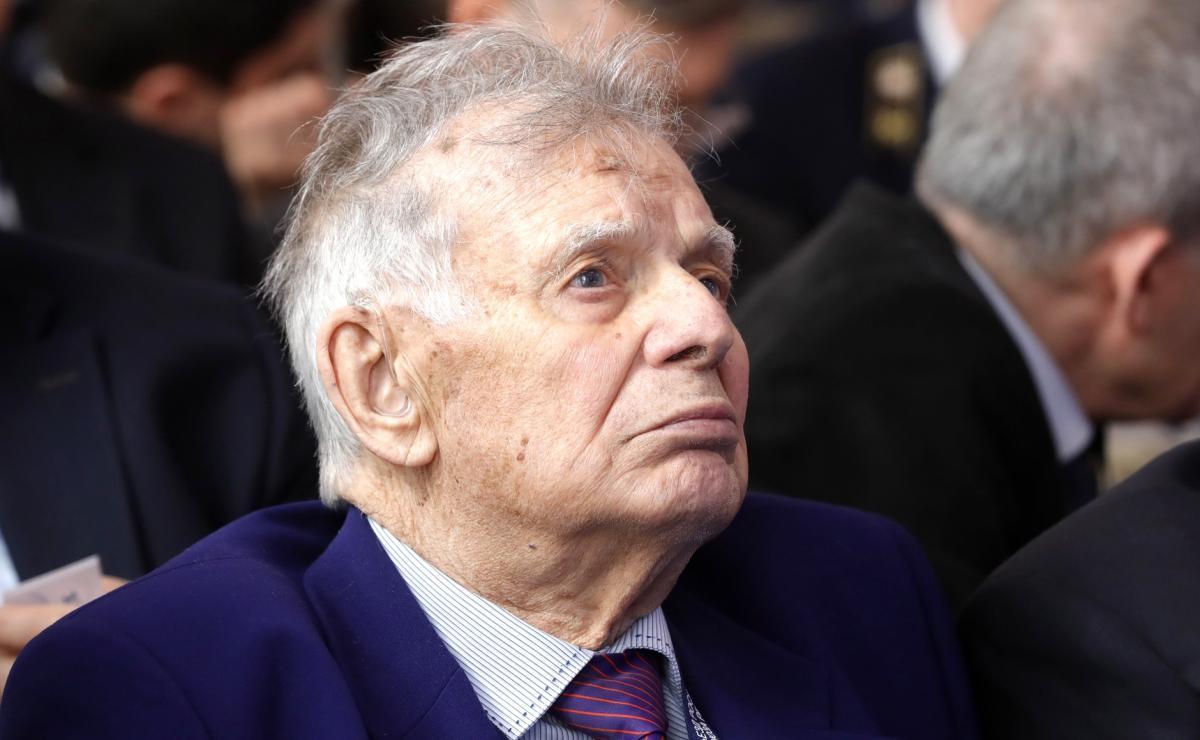 Умер знаменитый физик Жорес Алферов / фото kremlin.ru