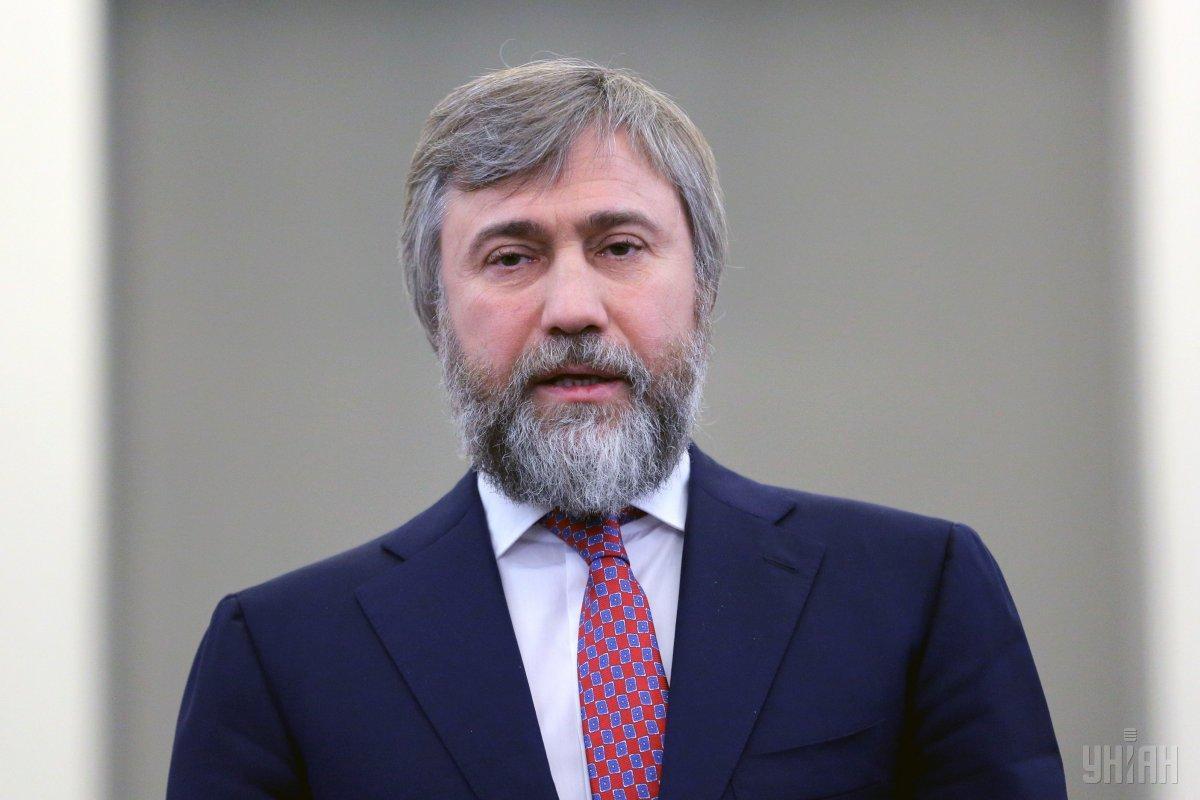 Новинский не называет происходящее на Донбассе войной / фото УНИАН