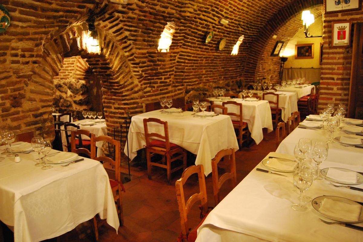 Casa Botin – самый старый ресторан в мире / Фото botin.es