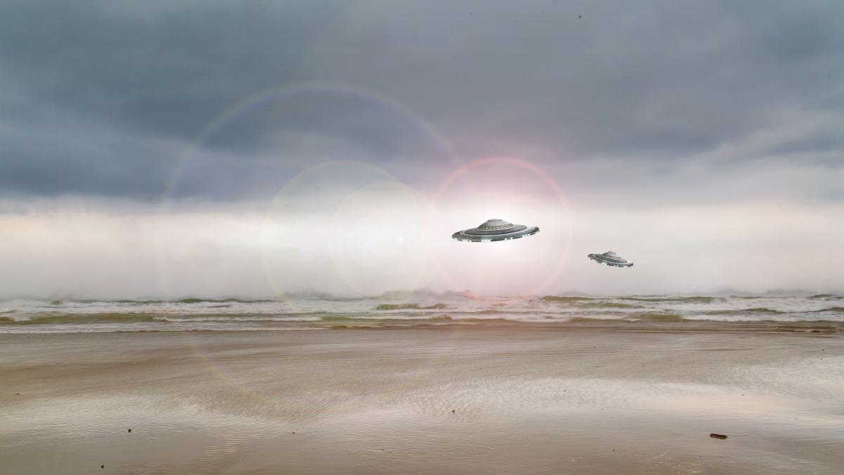 По словам летчика, НЛО удавалось зафиксировать в Персидском заливе/ Flickr/maxime raynal