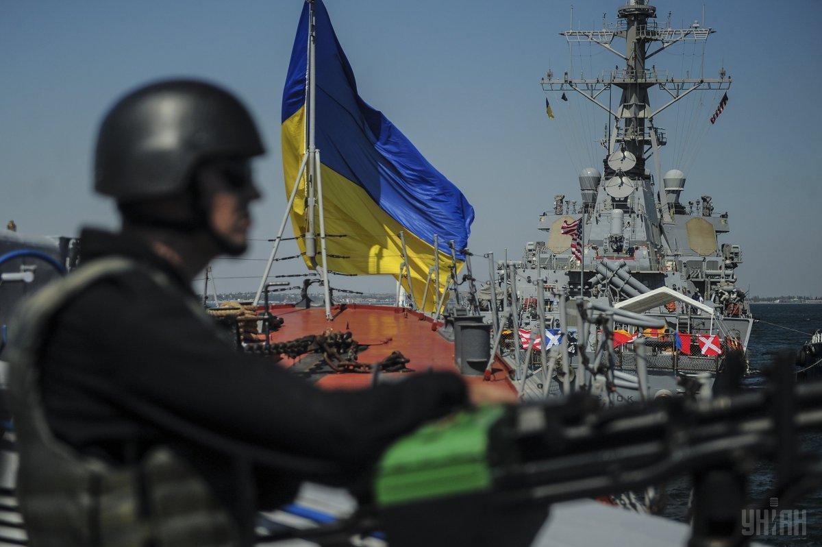 «Ленінська кузня» бере участь у державному оборонному замовленні, а саме оснащує український флот \ УНІАН