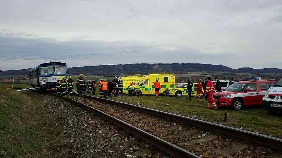 На момент аварії в пасажирському потязі їхали 15 людей / eurointegration.com.ua