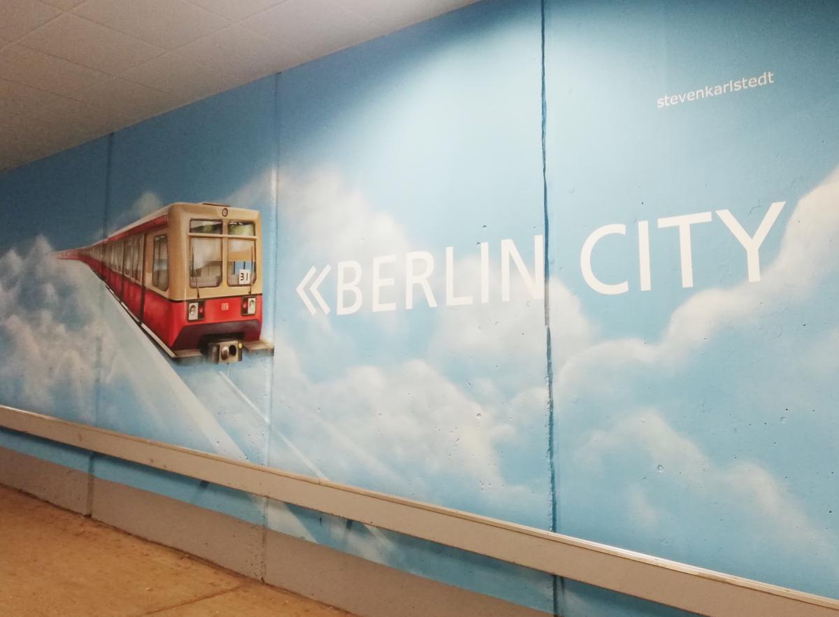 Берлин предлагает туристам широкий выбор карт туриста - от проездных до all inclusive / Фото Марина Григоренко