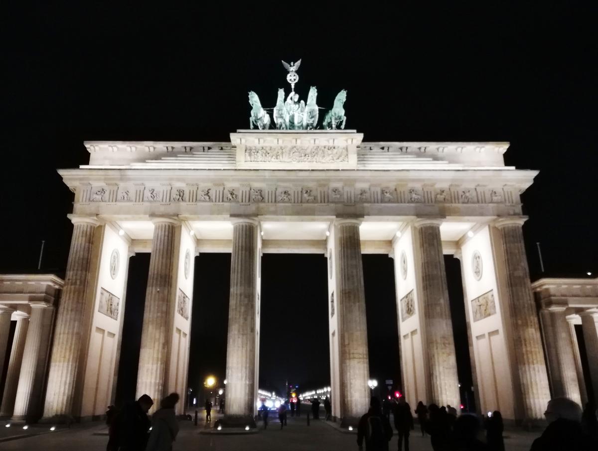 Берлін знає як влаштувати свято / Фото Марина Григоренко