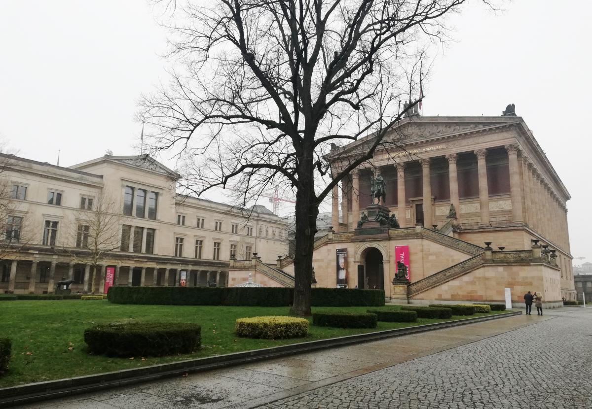 В Берлине очень много музеев, и их явно не обойдешь за один визит / Фото Марина Григоренко