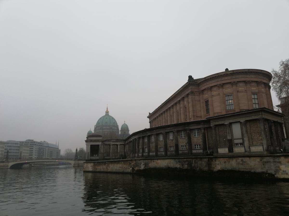Museuminsel стоит посетить хотя бы ради архитектуры / Фото Марина Григоренко