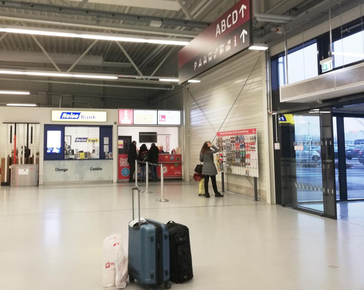 Карточку туриста можно получить прямо в аэропорту / Фото Марина Григоренко