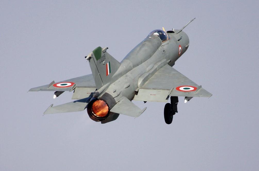 Индия отправила старые Миг-21 на перехват более современных F-16 / Flickr/Stefan Gawlista